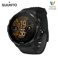 SUUNTO 7 結合豐富的【戶外運動】與【智慧生活】功能於一體的GPS腕錶 (全黑)