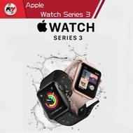 Apple Watch Series 3 一般版 38mm 鋁金屬錶殼搭配運動型錶帶 型號 A1858