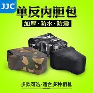 JJC Canon EOS SLR กระเป๋ากล้อง5 D3 R R6 R5 6 D2 5 D4 90 D 80 D 70 D 77 D 200 D 750 D 800 D สำหรับ Nikon D7500 Z7 Z6 D750กระเป๋า
