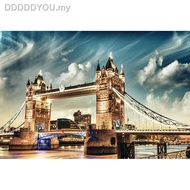 ✹♙CHINA import Jigsaw Puzzles 1000PCS Adult puzzle Dusk in London11111111111111