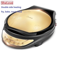 Midea Electric Baking Pan Frying Machine Double Side Heating WJCN30D