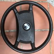 賓士原廠方向盤 無氣囊式 W123.W124.W126.W201