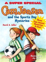 Cam Jansen and the Sports Day Mysteries—A Super Special
