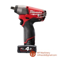 """Milwaukee 12v FUEL 1/2"""" Compact Impact Wrench"""