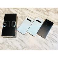 🏖9/17更新!降價嘍!🏖 二手機 台灣版Samsung S10(6.1吋 8G 128GB 指紋辨識 臉部解鎖 )