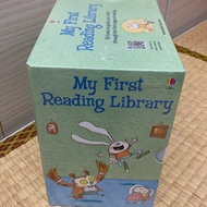 My first reading library (usborne)