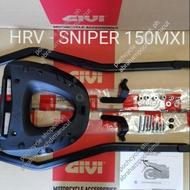 GIVI HRV BRACKET FOR SNIPER 150