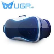 VR眼鏡ugp頭盔VR眼鏡虛擬現實3d立體眼睛rv手機游戲機box專用4d一體機ar