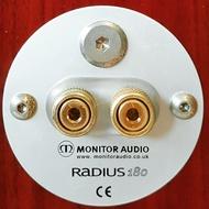 ♡黃金高音.英倫皇冠♡ Monitor Audio Radius 180 (櫻桃木)喇叭 四支
