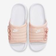 【NIKE 耐吉】W ASUNA SLIDE 拖鞋 粉橘色 女鞋(CI8799-100)