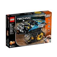 42095【LEGO 樂高積木】Technic科技系列-無線遙控特技賽車(324pcs)