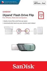 SANDISK - SanDisk 256GB iXpand Flip USB Type-A + Lightning USB Flash Drive 手指 U盤 SDIX90N-128G