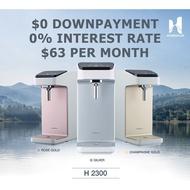 Hydroflux - Hot n Cold Alkaline Water Dispenser