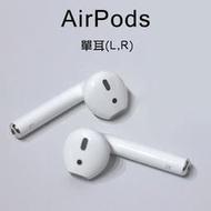 【刀鋒】全新 AirPods 耳機 單耳 現貨 當天出貨 1代 2代 左耳 右耳 遺失補充用 AirPods單耳 蘋果