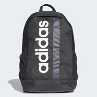 【adidas 愛迪達】後背包 運動 健身 訓練 旅行 大容量 LIN CORE BP 黑 DT4825