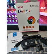 HDMI Dongle Airplay Box HDMI Wireless Wifi Display Receiver TV