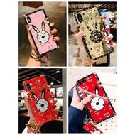 小米9 小米note10 紅米k20 紅米note7 note8 pro 潮牌鏡面兔子 紅米7A 紅米7 紅米8 保護套