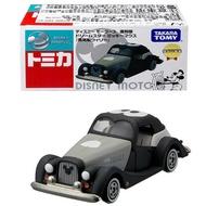 【Fun心玩】DS96756 麗嬰 正版 DM 迪士尼 蒸氣船老爺車 黑白復刻版 TOMICA 多美小汽車 生日禮物