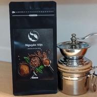 Pure Robusta Coffee 500g bitter taste - Nguyen Viet Cafe