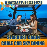 Cable Car Dining/Singapore Flyer Sky Dining