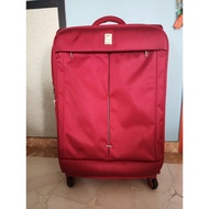 "DELSEY 28"" 4 Wheel Luggage"