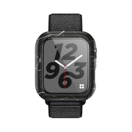 CaseStudi APPLE WATCH (40/44MM) PRISMART CASE - MARBLE BLACK