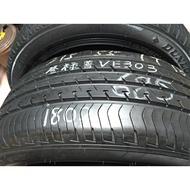 215 55 R 17 DUNLOP 登祿普VE 303 17/18年日本製造 落地胎 二手 中古 輪胎 一輪1600元
