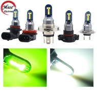 LED Light bulb H11 H7  H16 Auto Motorcycle Headlight Car LED light Bulbs Styling