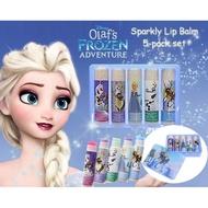 💥限時限量優惠💥 美國原裝進口 Disney Frozen 迪士尼 冰雪奇緣2 護唇膏5入