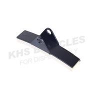 【簡單生活單車坊】KHS 原廠 飛輪車專用 羊毛氈 煞車片組