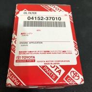 Toyota 紙油芯 機油芯 Altis油芯 原廠油芯 日本製