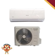 1.5hp Condura 42KXV012/38KXV012 Inverter Split Wall Mount Aircon. INSTALLATION & INSTALLATION MATERIALS NOT INCLUDED. Manufacturer Authorized Installer Required Otherwise Warranty is Void. We Supply Equipment Only