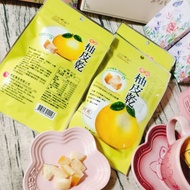 長松 金黃柚皮乾42g(一袋5包) 柚子皮 果乾~超好吃、回購率超高