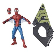 [Marvel] Marvel Legends Spider-Man Homecoming Movie Spider-Man Action Figure (Build Vulture's Flight Gear), 6 Inches [From USA] - intl