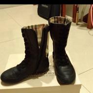 burberry童靴
