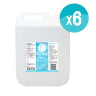 【生發】75%清菌酒精 4000ml *6桶  消毒抗菌清潔 媽媽最愛 家庭必備 寶雅指定品牌