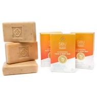 《美國🇺🇸Sibu 現貨》天然沙棘皂減少粉刺 痘痘肌  海莓調理 沙棘油皂T7 收斂毛孔 潔面皂 身體塊皂