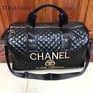 กระเป๋าเดินทาง ชาแนลล 18 นิ้ว