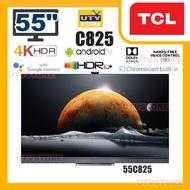 """TCL - 55C825 55"""" MINI LED 4K ANDROID 電視"""