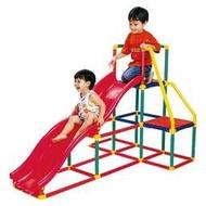 (YJ小舖) GIGO 可議價 智高 公司貨 我的健身房 溜滑梯 雙滑梯 #3604公司貨 溜滑梯/攀爬架