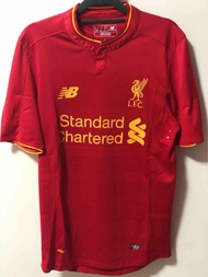 16/17 Liverpool Home Football Jersey