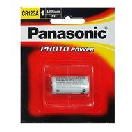 【領券現折,指定銀行卡10%回饋】Panasonic CR123A / CR-123A 一次性鋰電池 CR123 電池