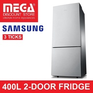 SAMSUNG RL4004SBASL 400L 2-DOOR FRIDGE (3 TICKS)