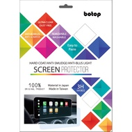 botop光學汽車螢幕保護貼-MAZDA CX3系列(18/19年)、CX5系列(19年)-7吋(亮面)【09965】