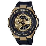 G-SHOCK 王者帝國經典黑金搭配抗磁設計概念錶(GST-400G-1A9)52