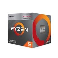 AMD R5 3500X 3.6GHz六核心 中央處理器