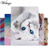 Cover Coque For Apple Ipad 4 3 2 Cartoon Cat Leather Stand Fundas Case For IPad2 IPad3 IPad4 Tablet Covers Cases For IPad 2 3 4