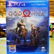 (R3,EN) มือ2 God of War แผ่นเกม PS4 แผ่นPS4 มือสอง แผ่นเกมส์