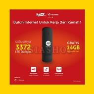 4g Usb Modem Unlock E3372 Megafone Telkomsel Free 14gb