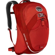 (索取)秃比賽男女兩用徑向輪胎26L背包Osprey Packs Men's Radial 26L Backpack Lava Red JETRAG Rakuten Ichiba Shop